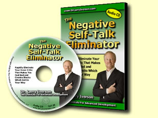 CD version of The Negative Self Talk Eliminator
